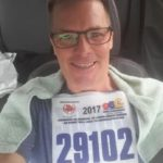 Bevan Oschger | On my way to New York City Marathon